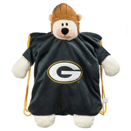NFL Green Bay Packers Backpack Pal by Forever Collectibles