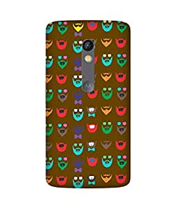 Beard Colour-81 Motorola Moto X Play Case