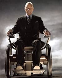 Patrick Stewart Professor Xavier X-Men 16x20 Photo