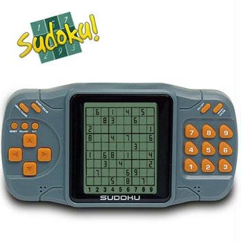 Cheap SUDOKU MASTER PUZZLE GAME (B000P442QY)