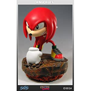 Sonic the Hedgehog: Knuckles the Echnida Statue