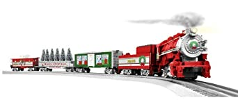 Lionel Peanuts Christmas Train Set - O-Gauge