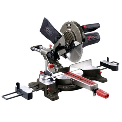SIP 01466 Ultimate Saw 10in Mitre Saw (2 Speed), 230v