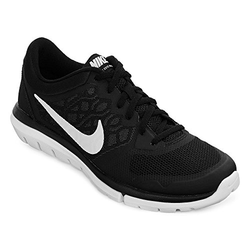 Galleon - Women's Nike Flex Run 2015 Running Shoe Black ...