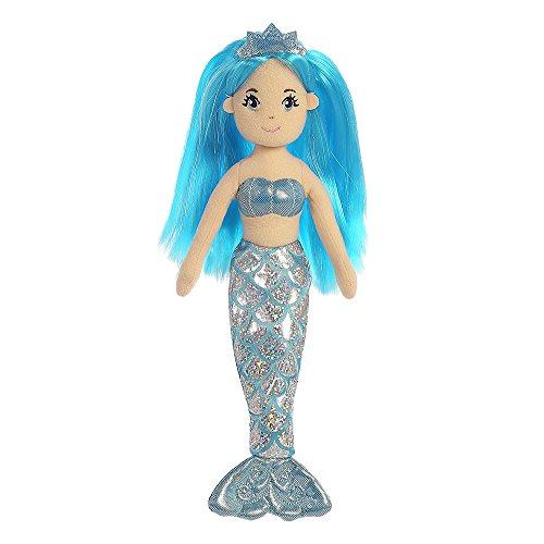 aurora-world-sea-shimmers-sapphire-the-mermaid-di-peluche-donna-taglia-m-colore-blu-pesca-colore-arg