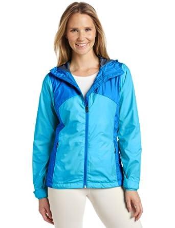 Columbia Women's Hydro-Seeker Jacket, Riptide, X-Small