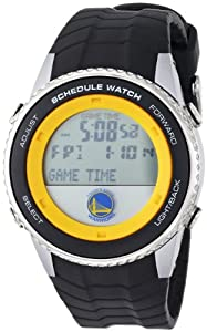 NBA Mens Schedule Series Golden State Warriors Watch #NBA-SW-GOL by Game Time