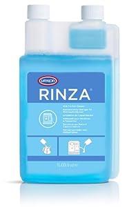 Urnex Rinza Alkaline Formula Milk Frother Cleaner, 33.6 Ounce from Urnex Brands, Inc
