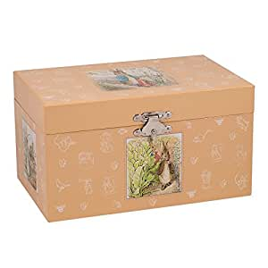 USD20 Amazon Gift Card Wedding Registry : Amazon.com: Peter Rabbit Musical Jewelry Box - Plays Tune Brahams ...