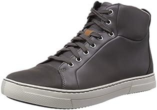 [クラークス] CLARKS バロフハイ 26112656 Grey Leather(グレーレザー/060)