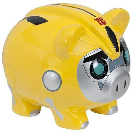 Transformers Bumblebee Licensed Bank - 1