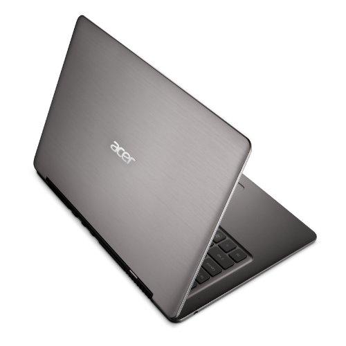 Buy Acer Aspire S3 133 Inch Ultrabook Intel Core I7