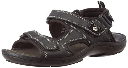 Hush Puppies Men's New Decode Sandal Leather Sandals And Floaters