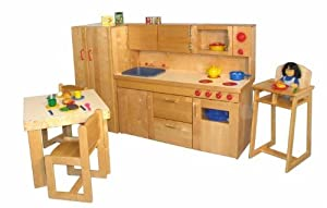 Strictly for Kids SK194SA Deluxe School Age Ultimate Kitchen Pack