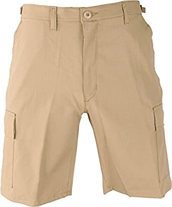 Propper BDU Poly Cotton Battle Rip Shorts w/ Zipper Fly, Extra Large, F526138250XL