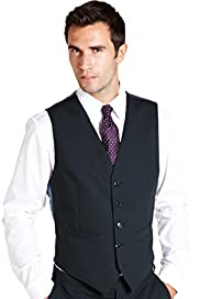 Ultimate Performance Pure Wool 5 Button Waistcoat