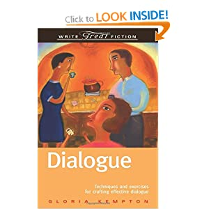 Write Great Fiction - Dialogue (Write Great Fiction Series) Gloria Kempton