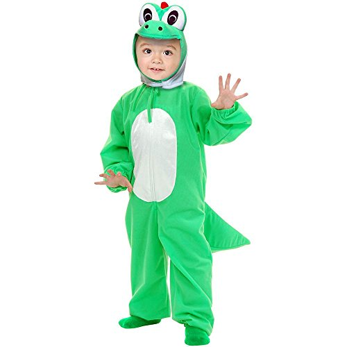 Yoshi-moto the Green Dino Kids Costume
