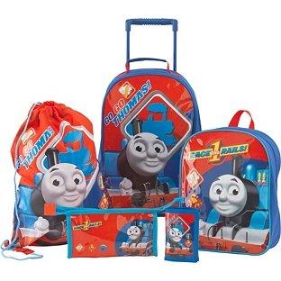 Thomas the Tank Engine Luggage Set, Blue from Thomas the Tank Engine