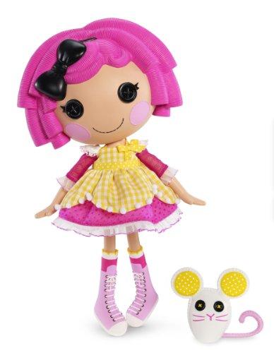 MGA Entertainment 500643GR - Lalaloopsy Doll - Crumbs