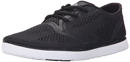Quiksilver Men's AG47 Amphibian Shoe, Black/Black/White, 10 M US (Wakeskate Shoes compare prices)