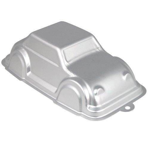SODIAL(R) New 3D Cruiser Car VW Beetle Cake Pan Tin Decorating Mould Bakeware Birthday