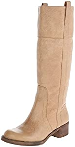 Lucky Women's Hibiscus Equestrian Boot, Wheat, 11 M US