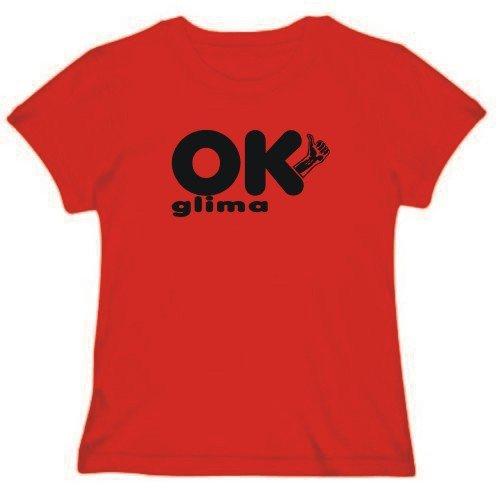 T-Shirt Womens Red