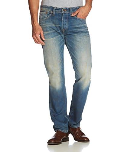 Pepe Jeans London Jeans Guzzi mittelblau