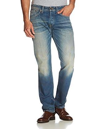 Pepe Jeans London Vaquero Guzzi (Azul Medio)