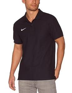 Nike Short Sleeve Polo  Ts Core Polo, Black/White, 3XL, 454800-010