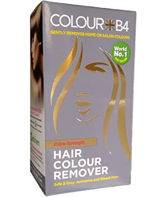 Cheapest Colour B4. Hair Colour Remover Extra Strength from ColourB4 - Free Shipping Available