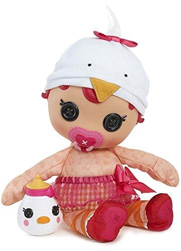 MGA Lalaloopsy Babies Tippy Tumblelina Doll