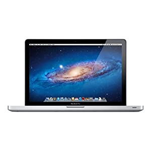 Apple MacBook Pro MD322LL/A  Intel Core i7 Quad-Core  2.4 GHz, 4GB RAM, 750GB, 15.4-inch LED, 1GB Video Card