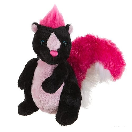Webkinz Sassy Skunk Plush - 1