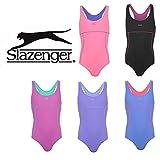 Slazenger Badeanzug Mädchen Schwimmanzug 7-8 Jahre