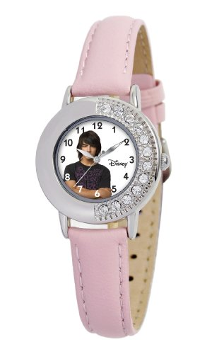 Disney Kids' D656S410 Joe Jonas Pink Leather
