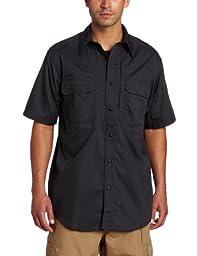 5.11 Tactical #71175 TacLite Pro Short Sleeve Shirt (Charcoal, XX-Large)
