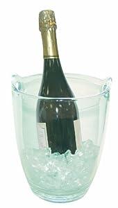 Sefama International 105270 Viva Seau en Polycarbonate Transparent