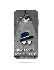 alDivo Premium Quality Printed Mobile Back Cover For Samsung Galaxy J2 / Samsung Galaxy J2 Back Case Cover (MKD126)