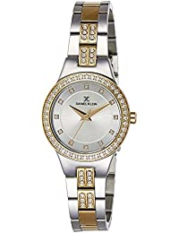 Daniel Klein Analog Silver Dial Women's Watch - DK11046-4