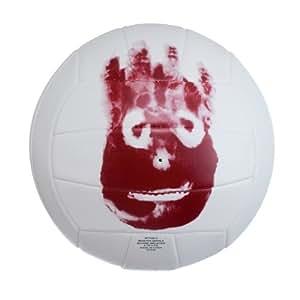 Wilson Mr. Wilson (Seul au monde) Ballon de beach volley Blanc