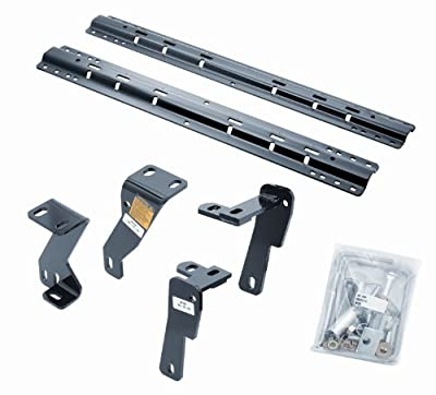 Draw-Tite Rails and Bracket Quick Install Kit (Includes #50140 and #58058)