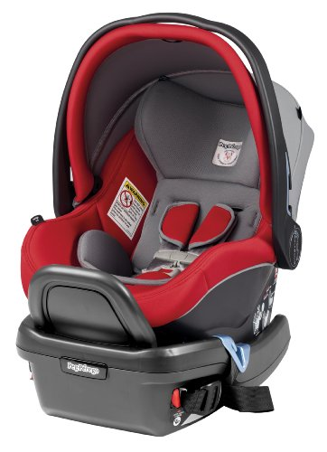 Peg Perego Primo Viaggio 4/35 Infant Car Seat, Tulip back-874087