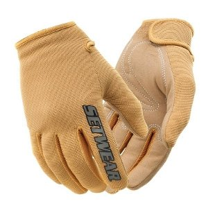 Stealth Touch Screen Friendly Design Glove (Tan, XL)