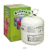 ヘリウムガス バルーンタイム(大)400リットル