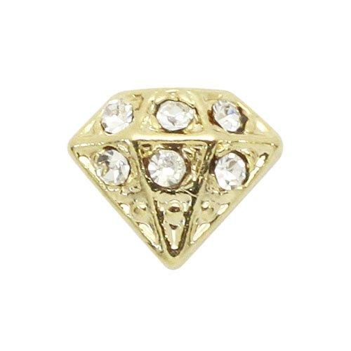 エムプティ ネイルパーツ ダイアモンド A191 1個