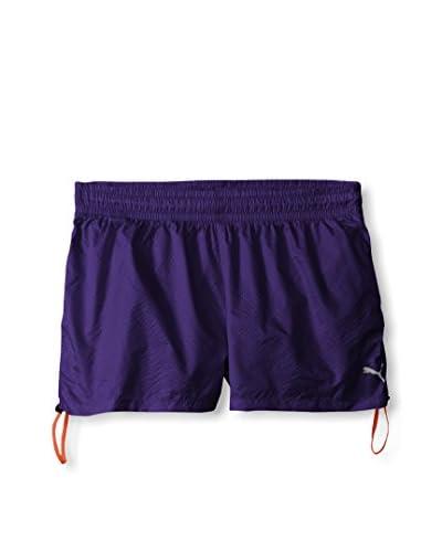 PUMA Women's Woven Gym Shorts