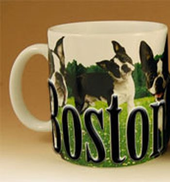 Boston Terrier - Coffee Mug