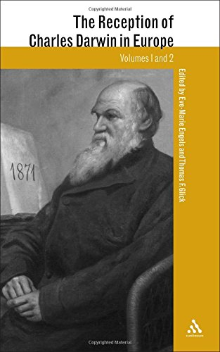The Reception of Charles Darwin in Europe (The Reception of British and Irish Authors in Europe)